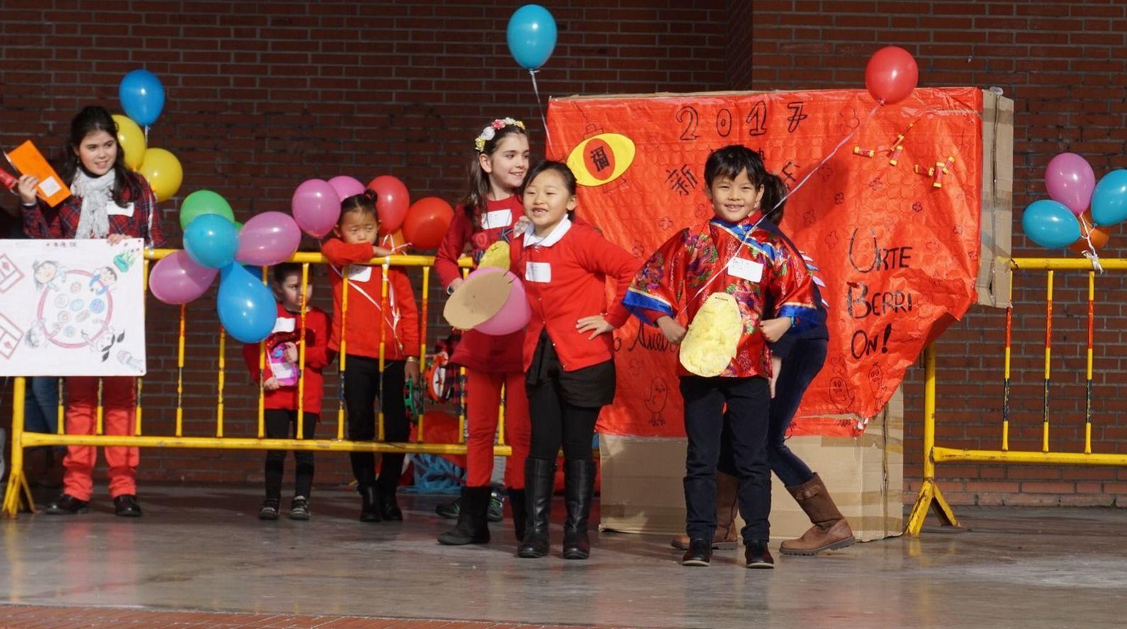 cultura China Barakaldo