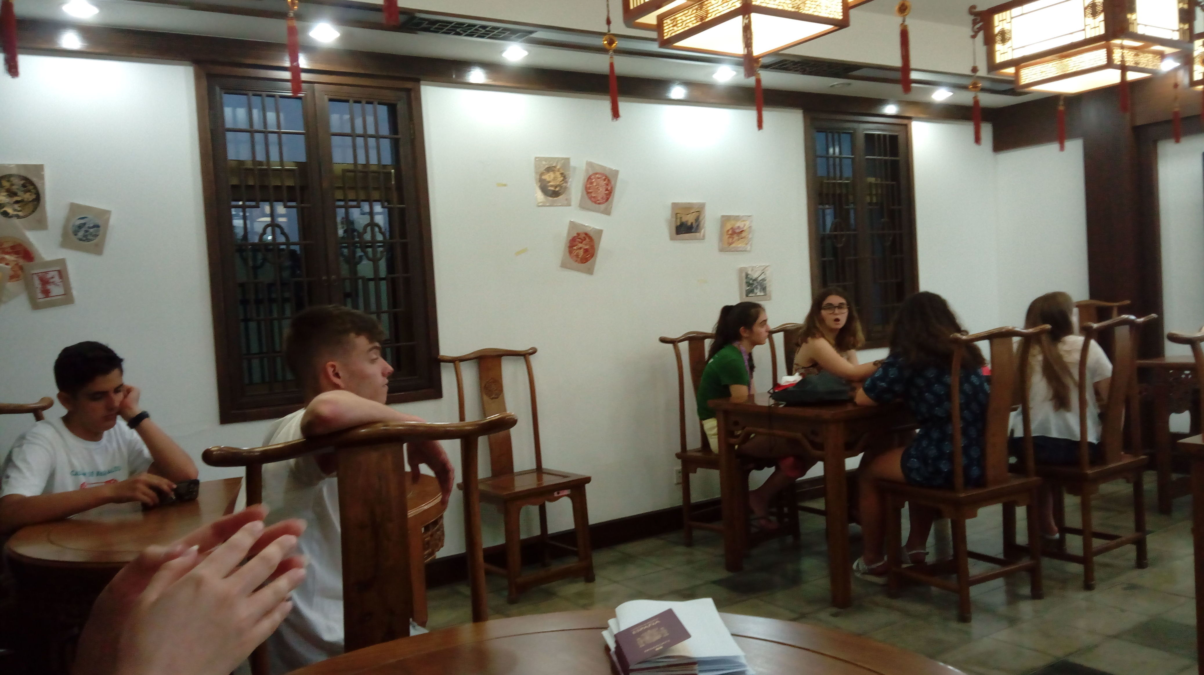 academia de chino