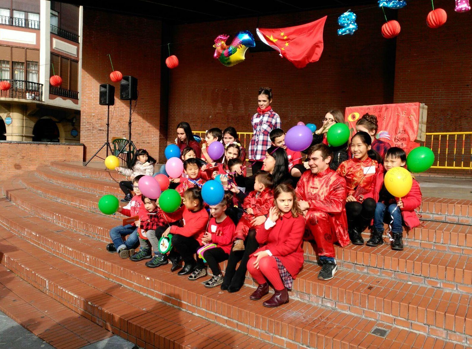 Foto 124 de Academia en Barakaldo   Academia de chino Barakaldo