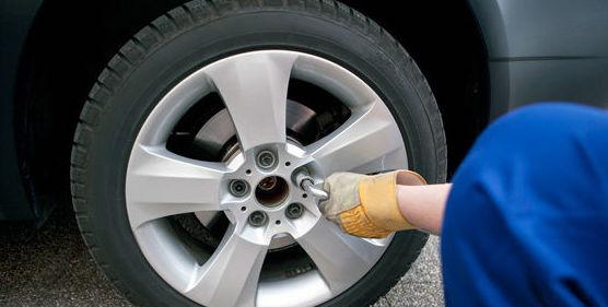 Taller de neumáticos en Navarra