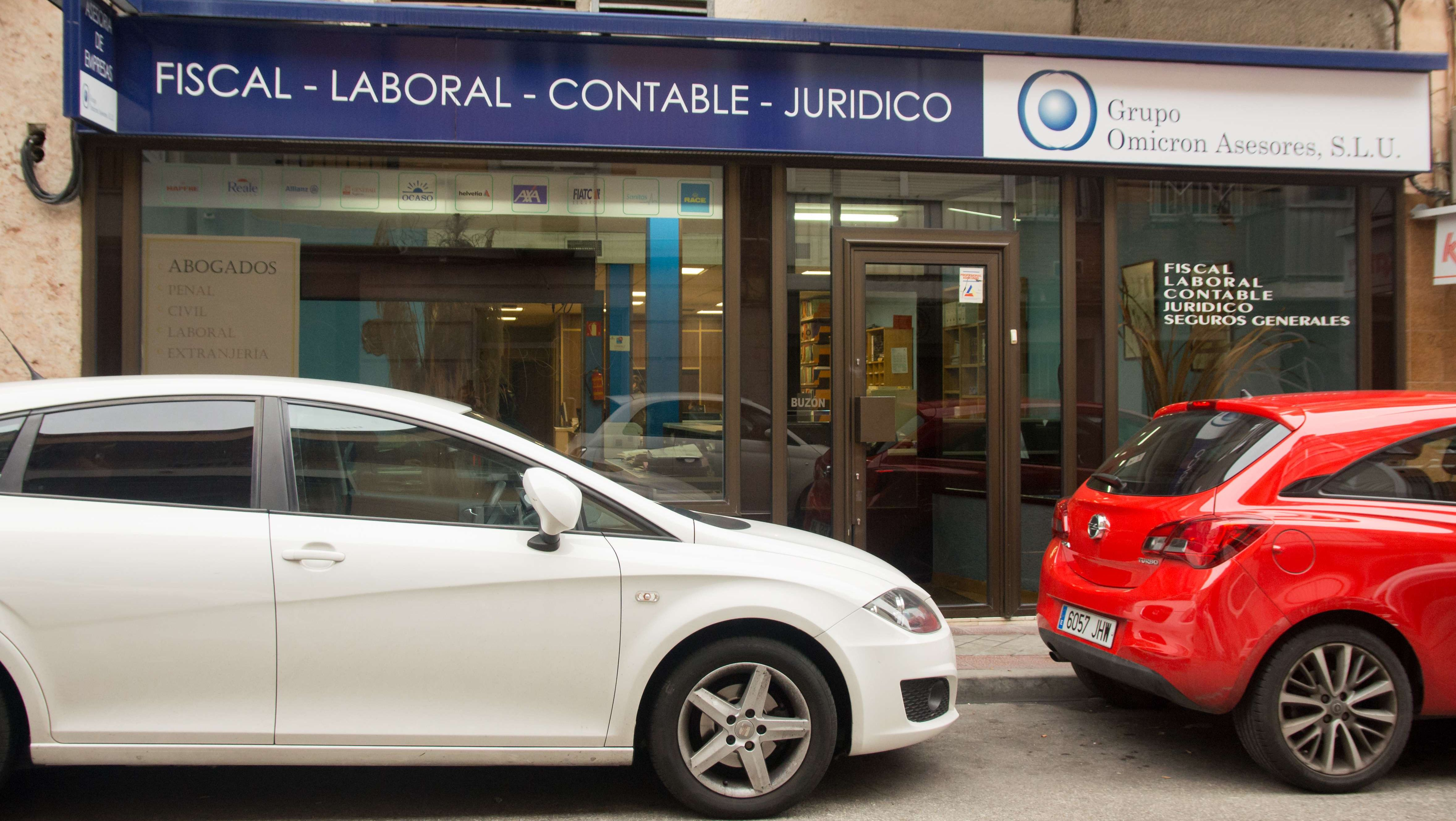 Grupo Omicron Asesores en Fuenlabrada, Madrid