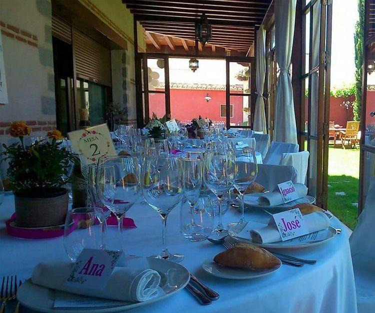 Restaurante para celebraciones en Toledo