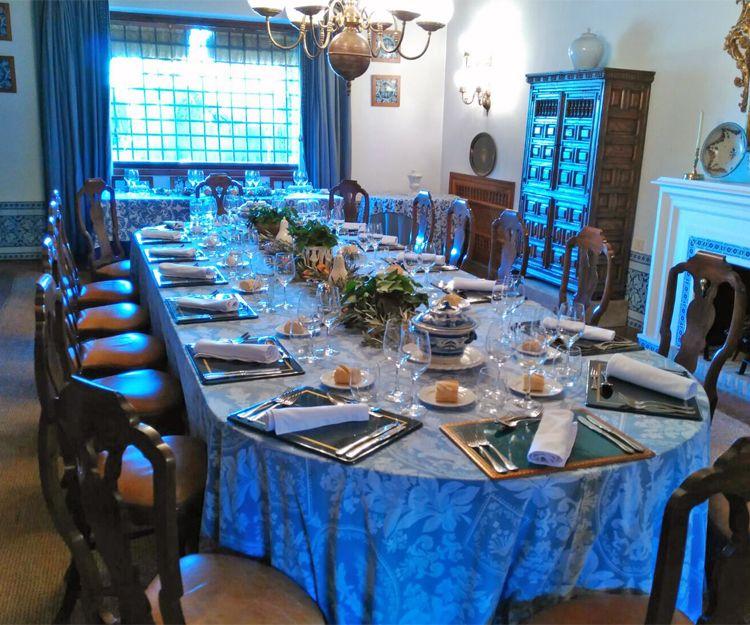 Salón para eventos en Toledo