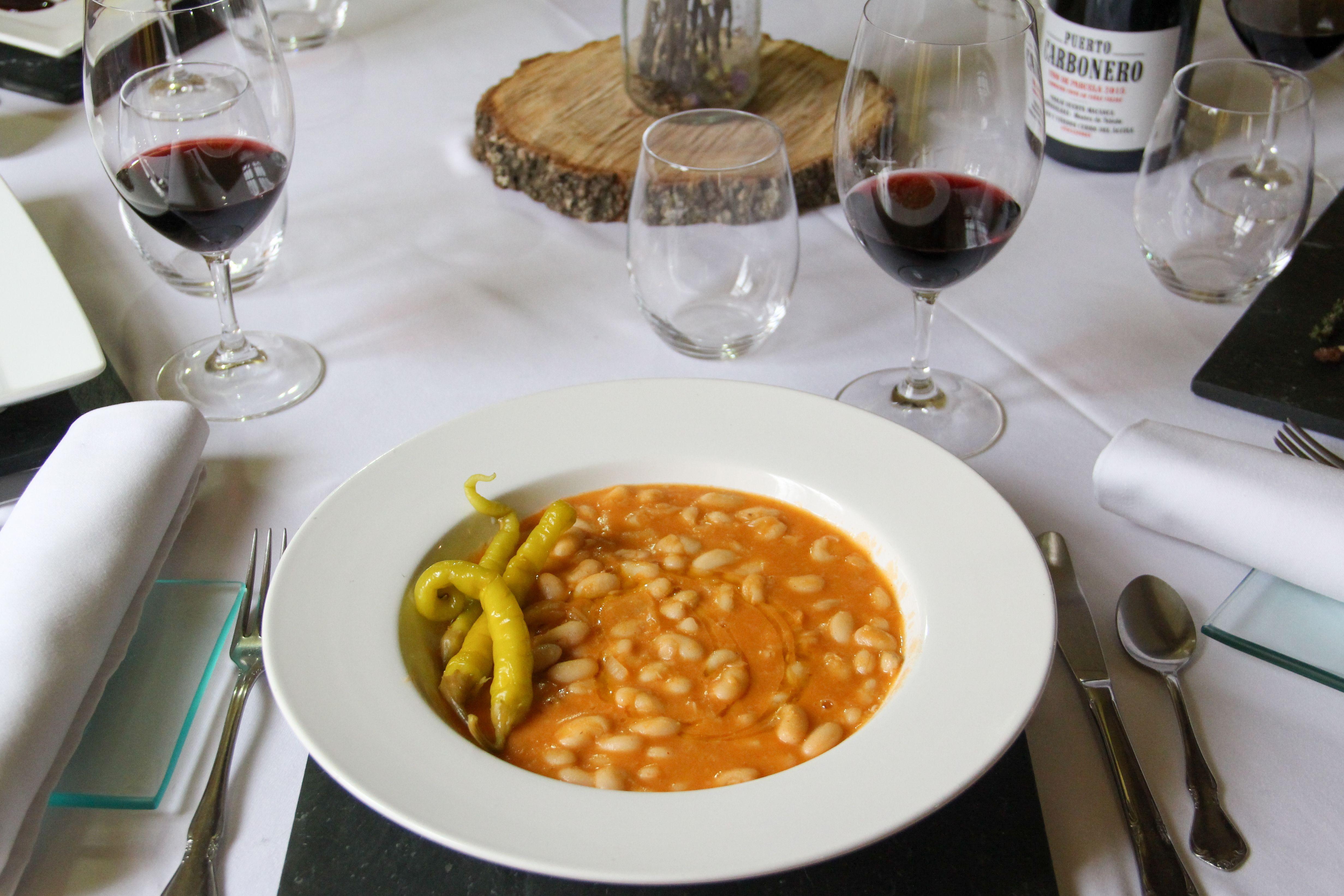 Excelente cocina castellana en un restaurante con un enclave único, Casa Parrilla