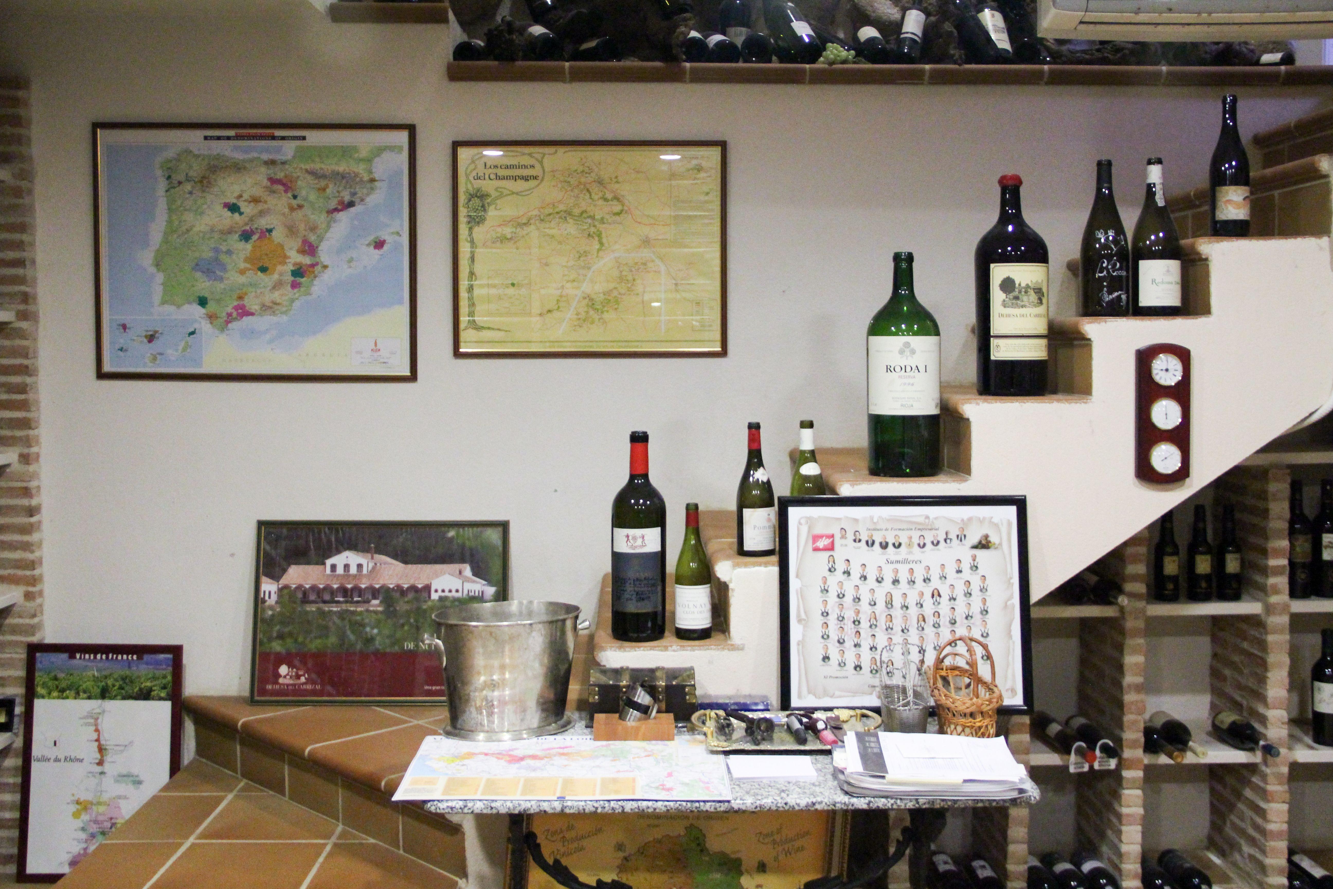 Restaurante con un enclave único en Toledo