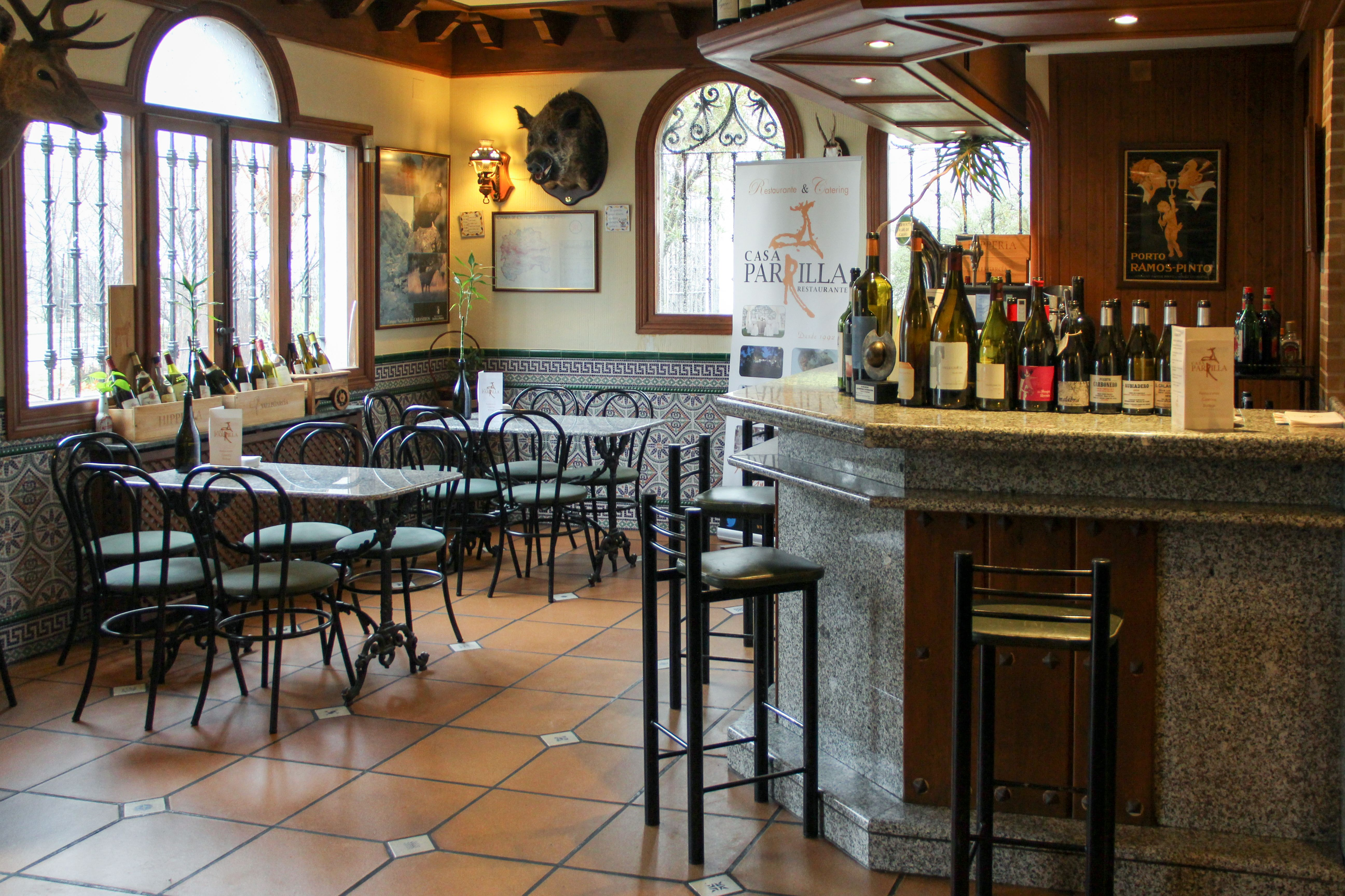 Restaurante de cocina castellana en Toledo
