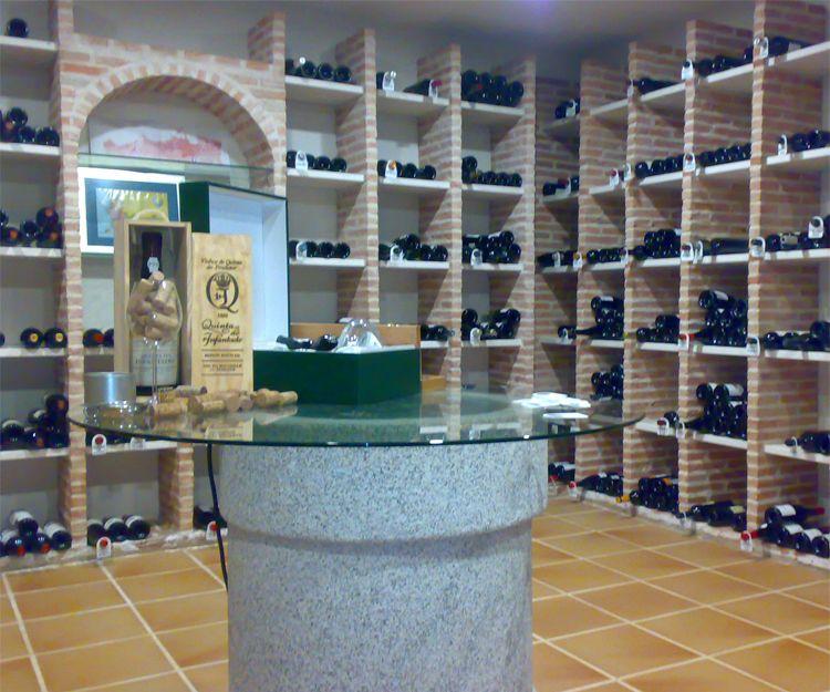 Gran variedad de vinos para tus celebraciones