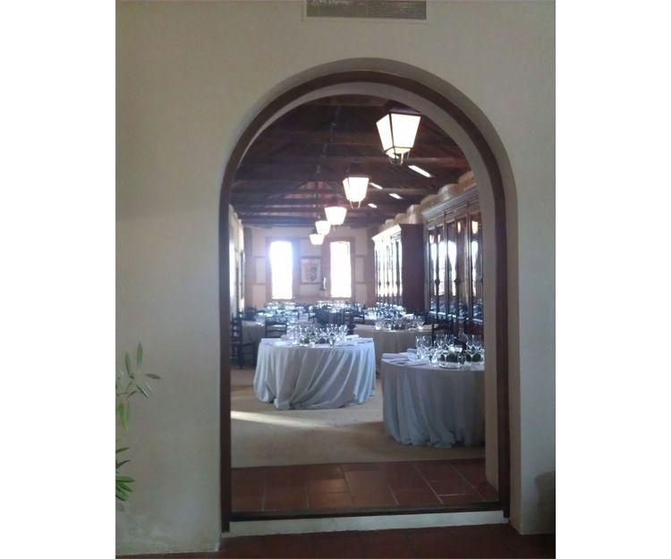 Amplios salones para disfrutar de una cocina exquisita