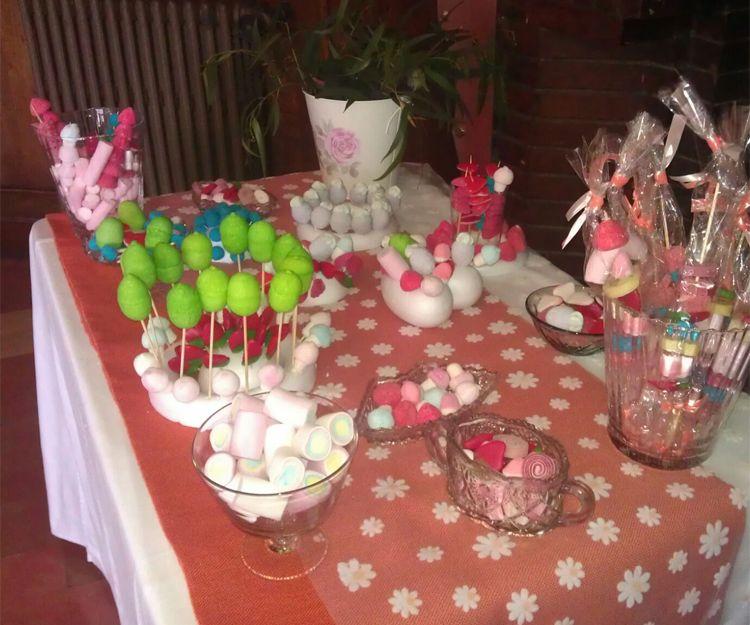 Ideas para un catering dulce