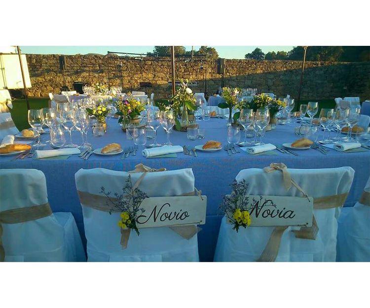 Disfruta de tu boda con nuestro servicio de catering
