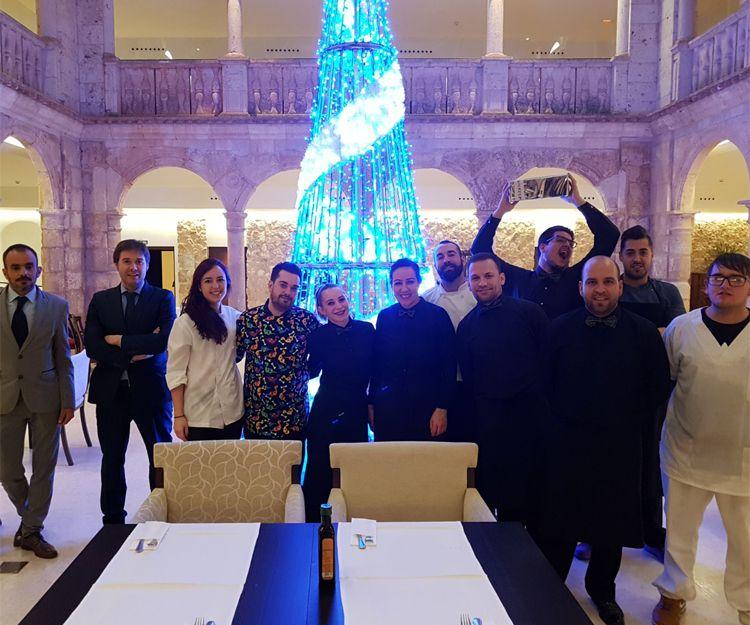 Un equipo de profesionales en nuestro restaurante