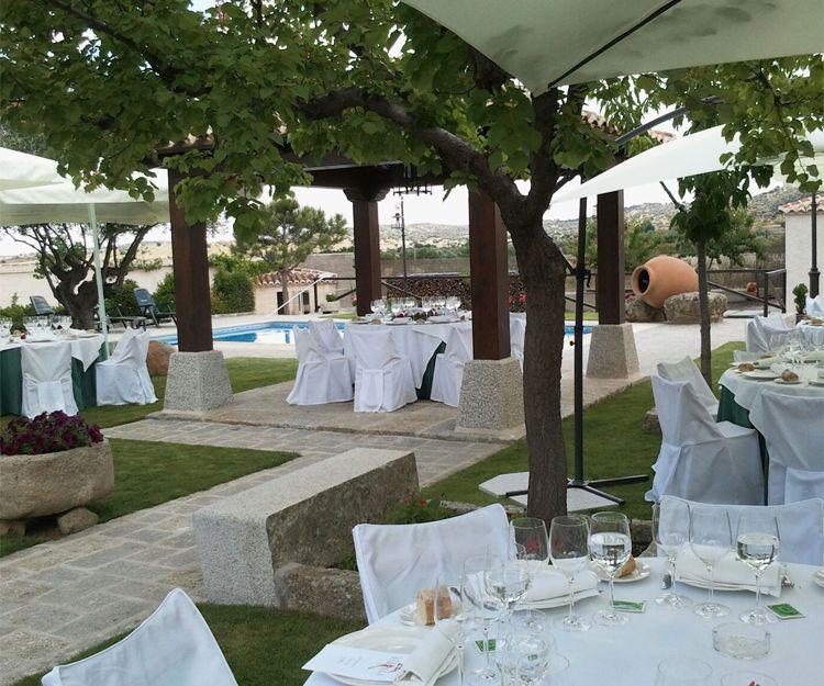 Bodas y eventos: Catering, bodas y eventos de Restaurante Casa Parrilla