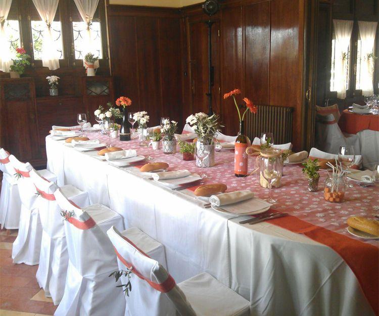 Disfruta de tu boda en nuestro restaurante en Toledo