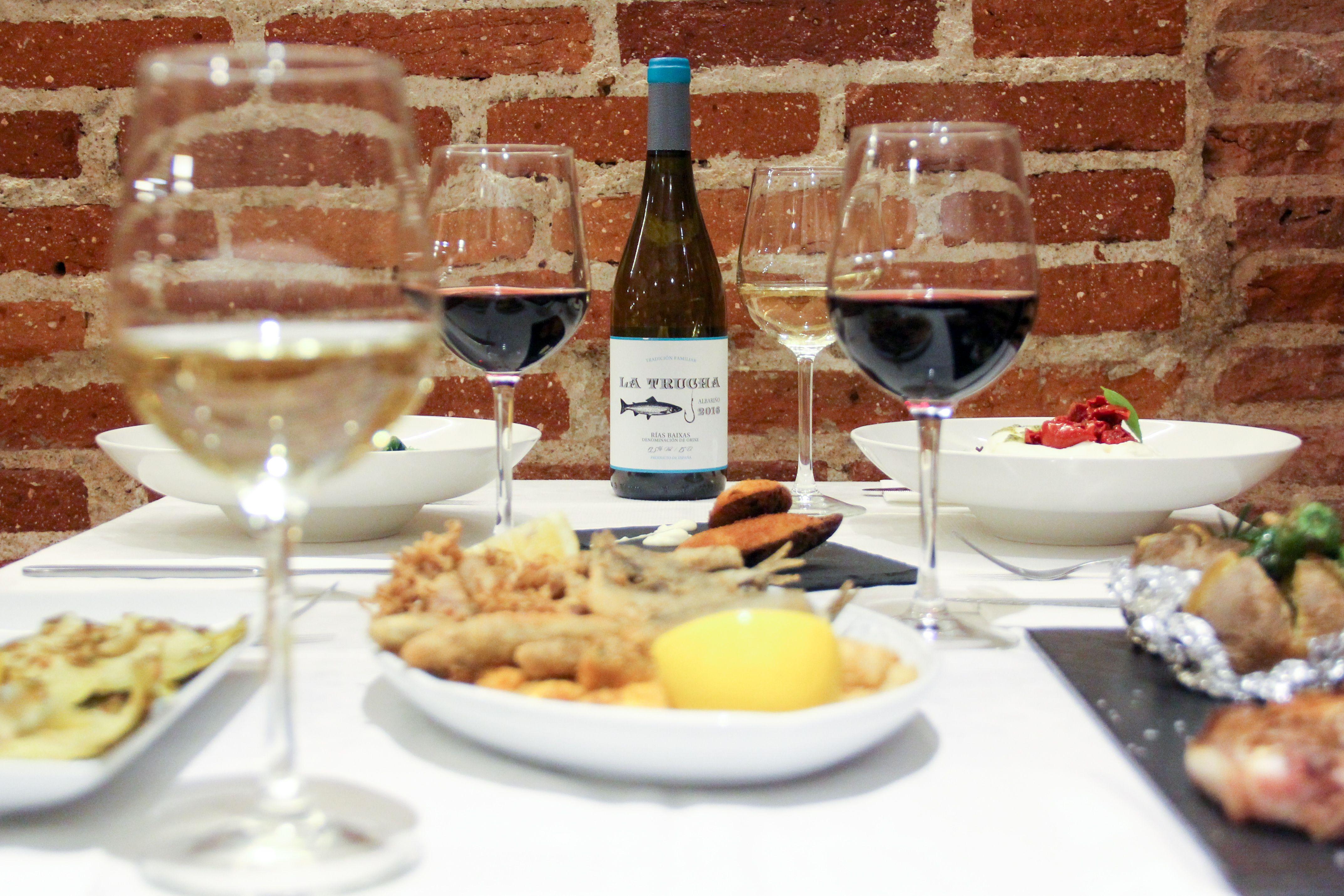 Taberna La Trucha en Madrid, un sitio para disfrutar de la buena mesa