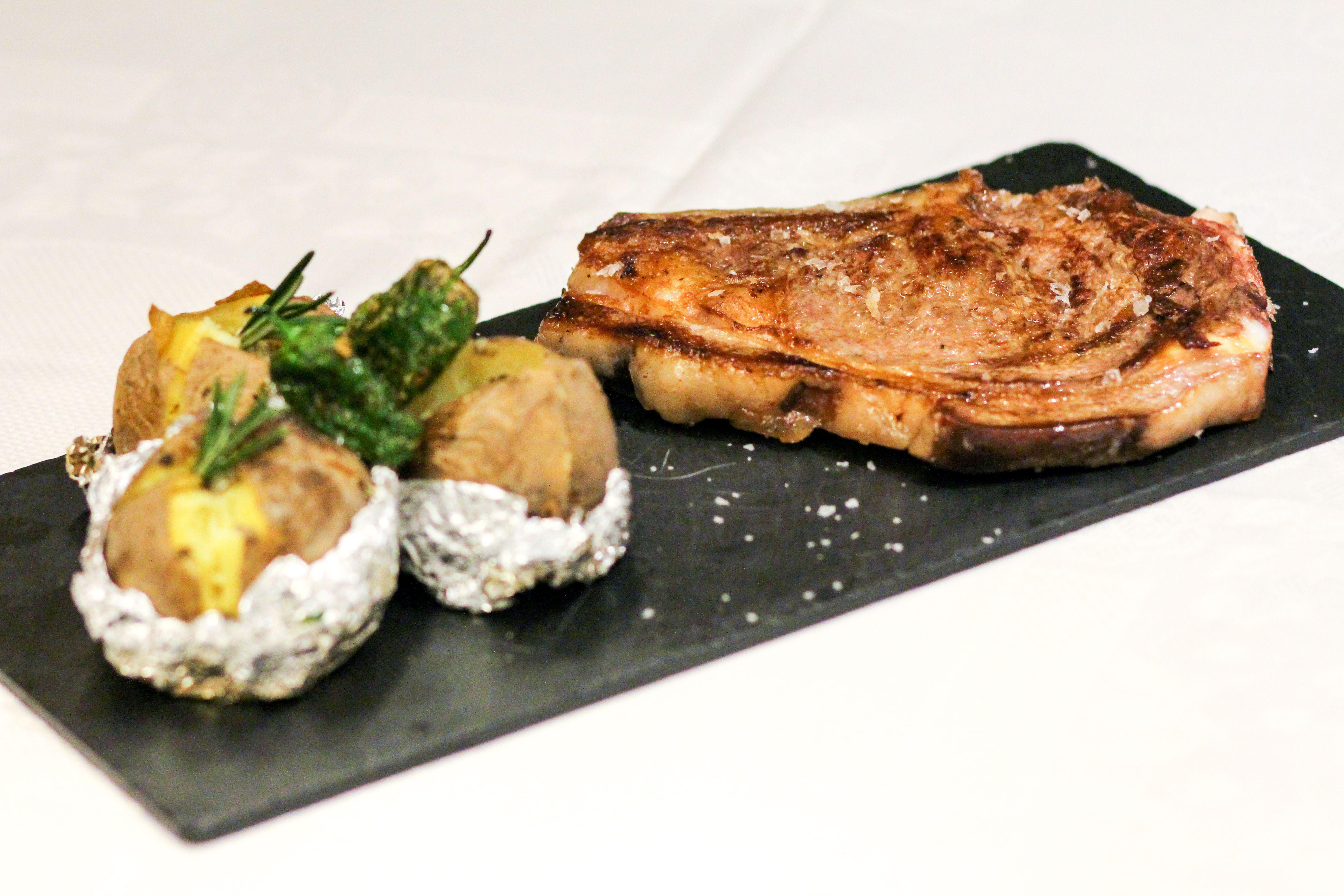 Taberna andaluza en Madrid centro, con deliciosos platos