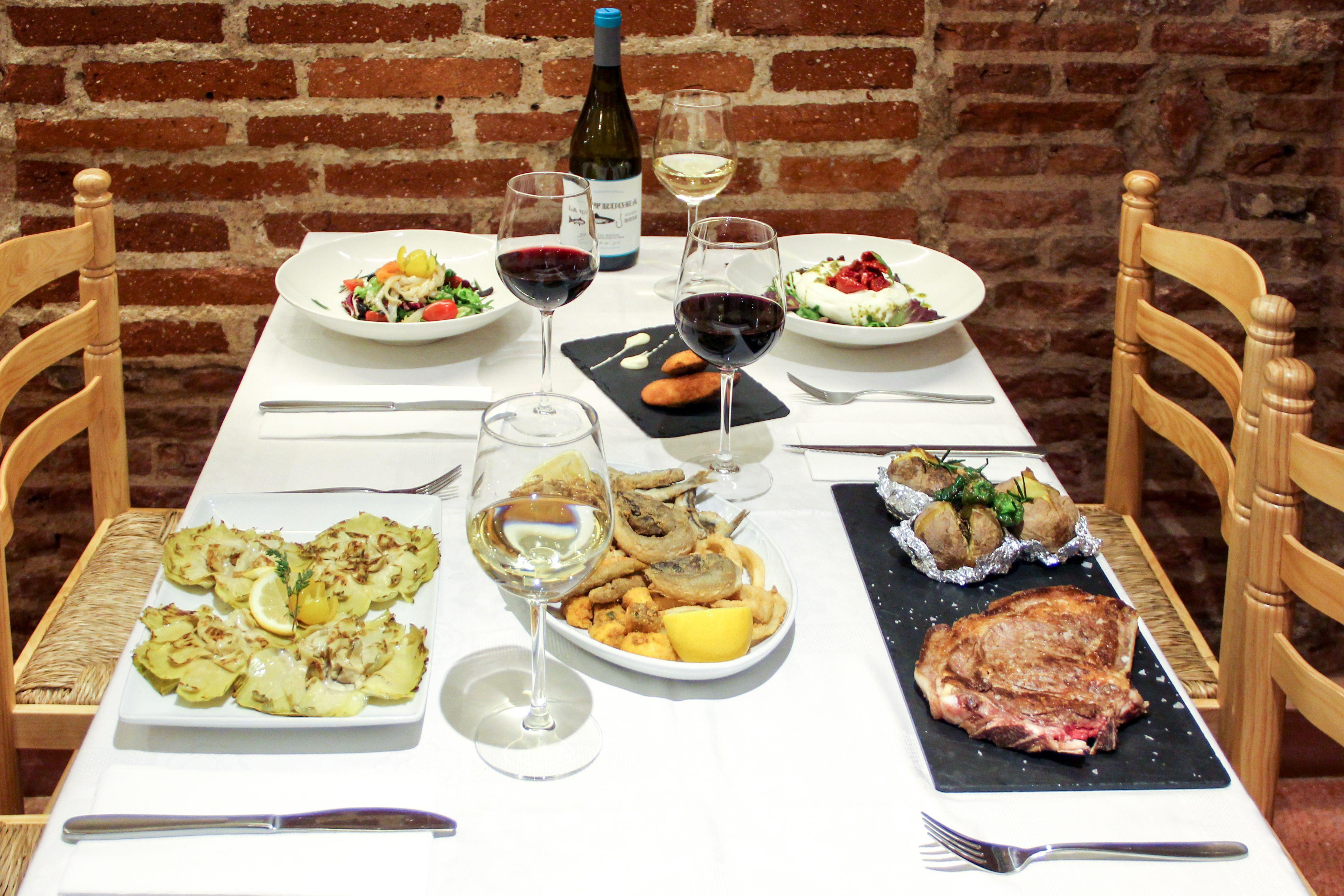 Nuestra oferta gastronómica, Taberna La Trucha