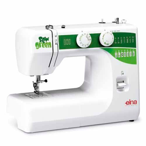 Máquina de coser Elna 1000 Sew Green: Productos de J. Pujol
