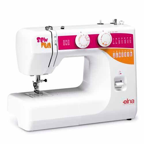Máquina de coser Elna 1000 Sew Fun: Productos de J. Pujol