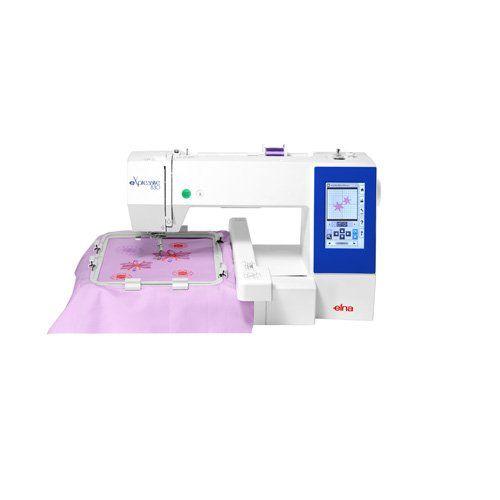 M Elna 830EX máquina de bordar: Productos de J. Pujol
