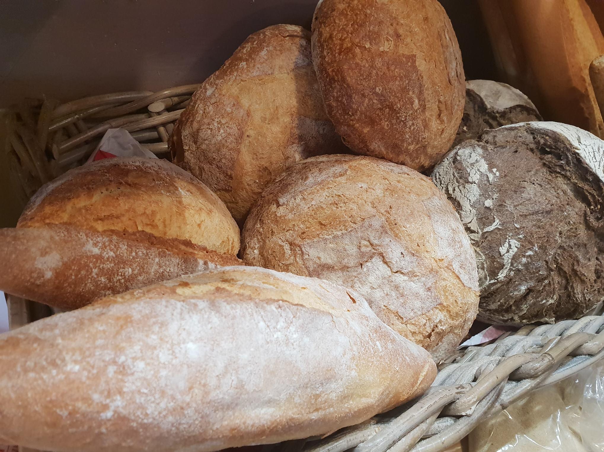 Degusta nuestro pan