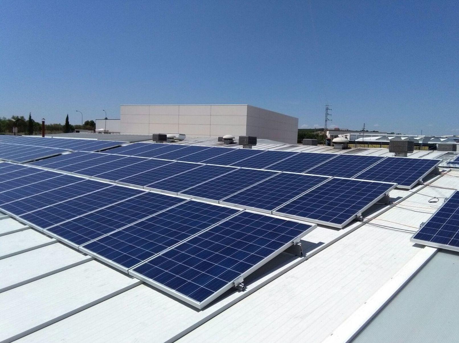 Adjudicataria de la instalación fotovoltaica para el C.P. Bernat Etxepare de 20,0 kWp en Pamplona