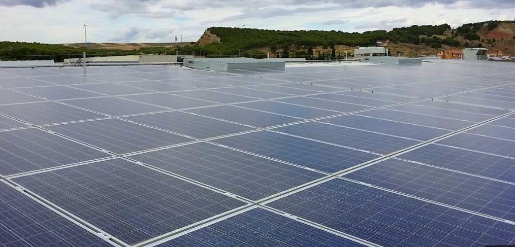 Fotovoltaica para autoconsumo en un almacén de fruta