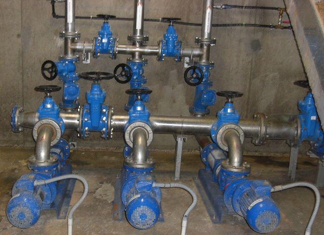 Instalaciones de tubería: Productos y servicios de Félix Grúas y Maquinaria