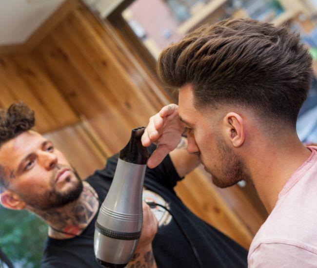 Corte + peinado: Servicios de Hair Doctor