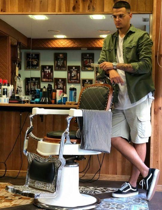 Foto 8 de Peluquería de hombre en Castellón de la Plana | Hair Doctor