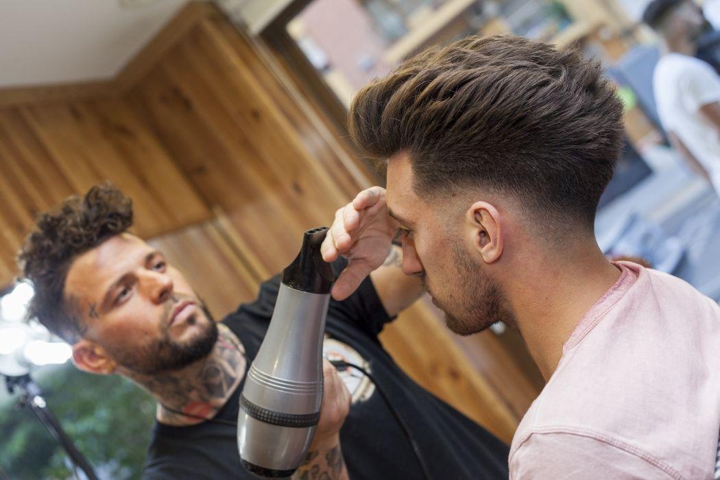 Foto 2 de Peluquería de hombre en Castellón de la Plana | Hair Doctor