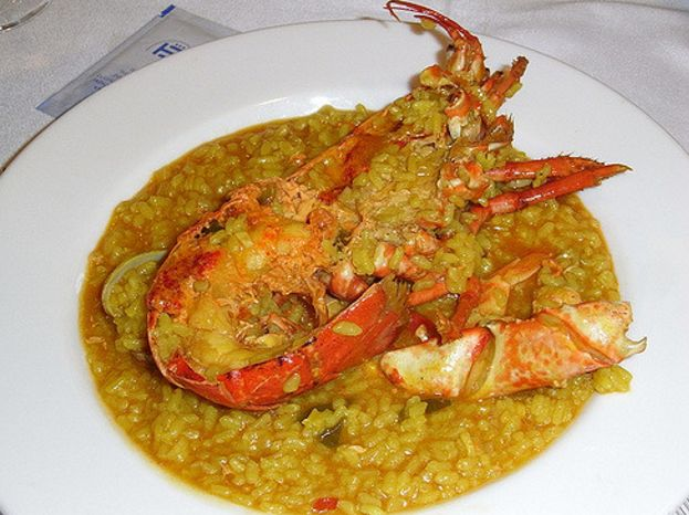Arroces: Servicios de Restaurante Mi Gitana