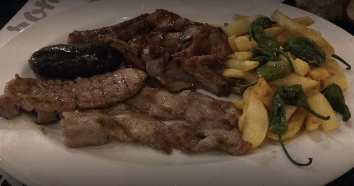 Carnes a la brasa: Servicios de Restaurante Mi Gitana