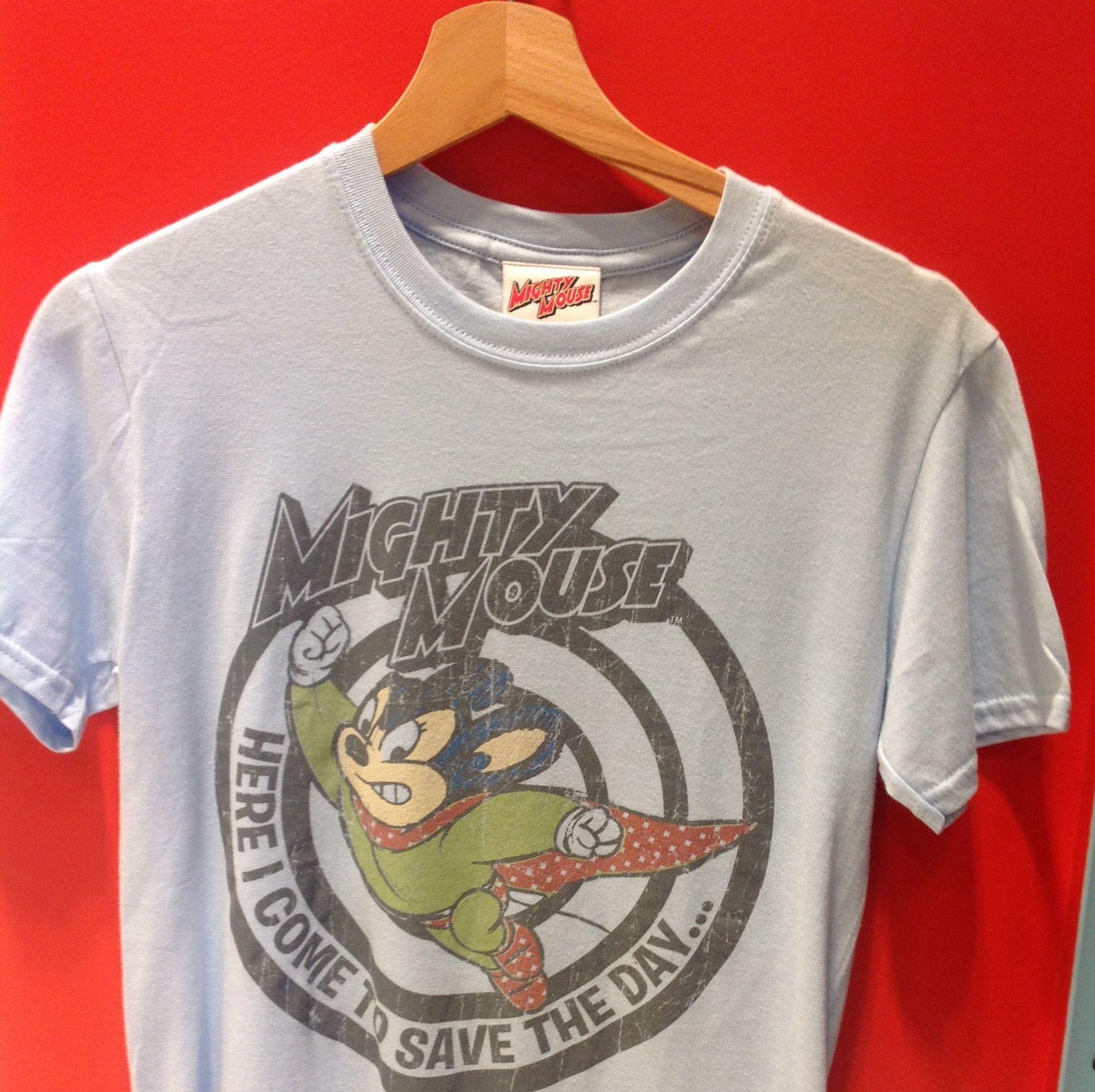 Camisetas raton