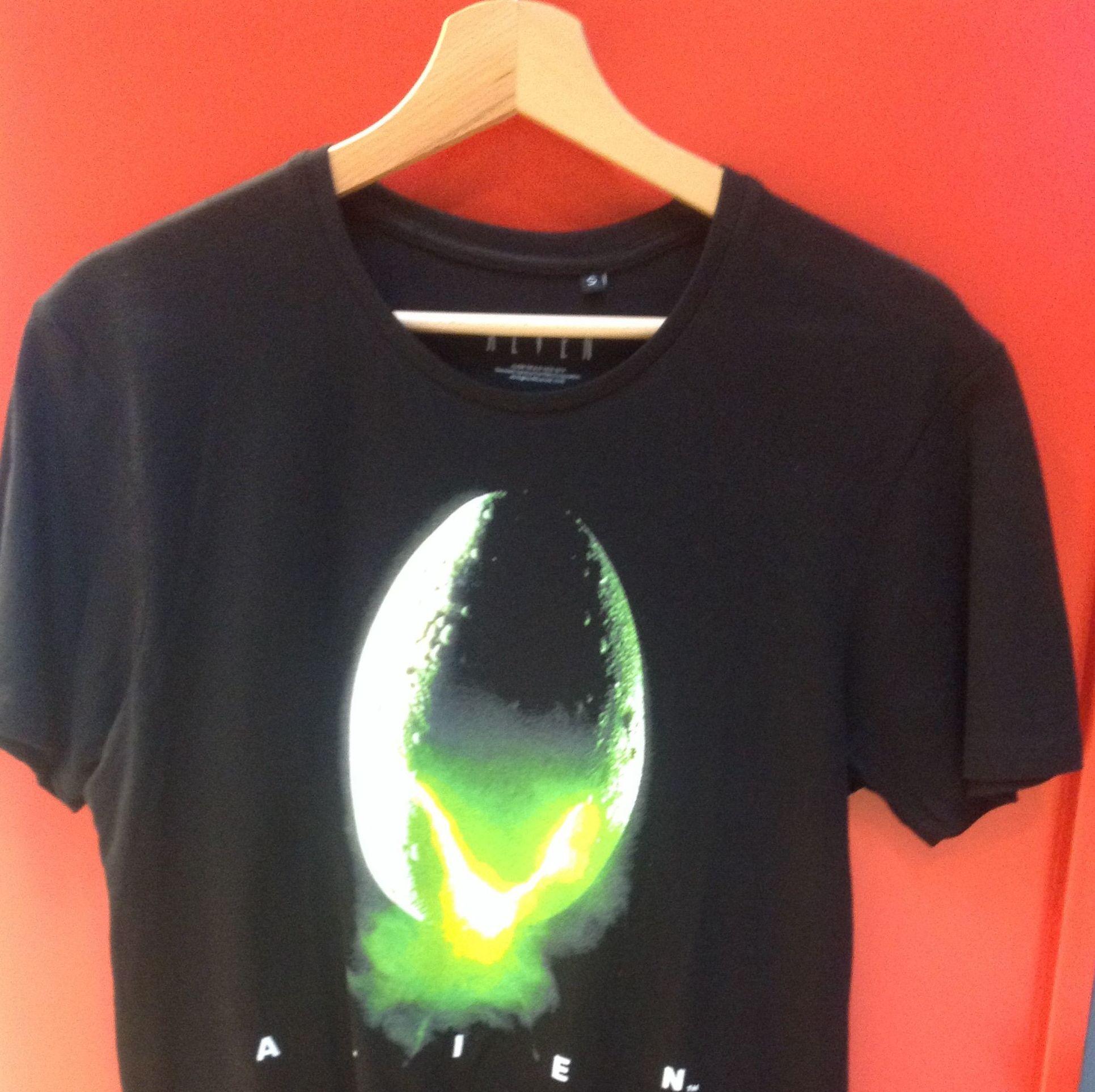 Camisetas alien