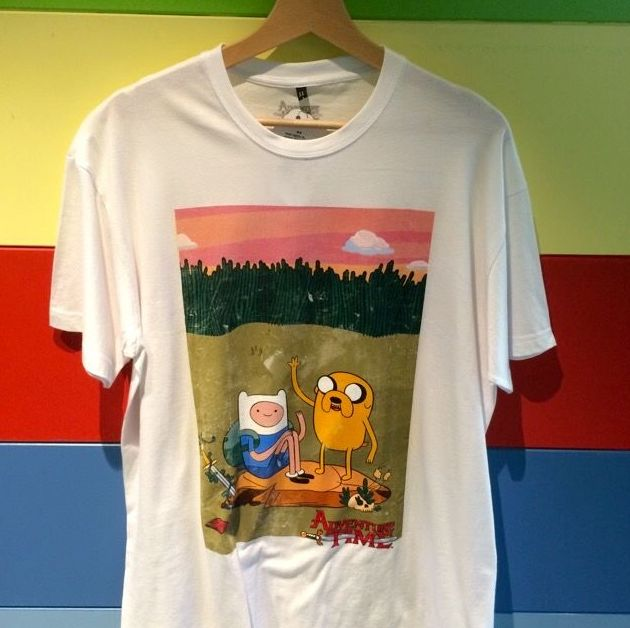 Camisetas dibujos animados