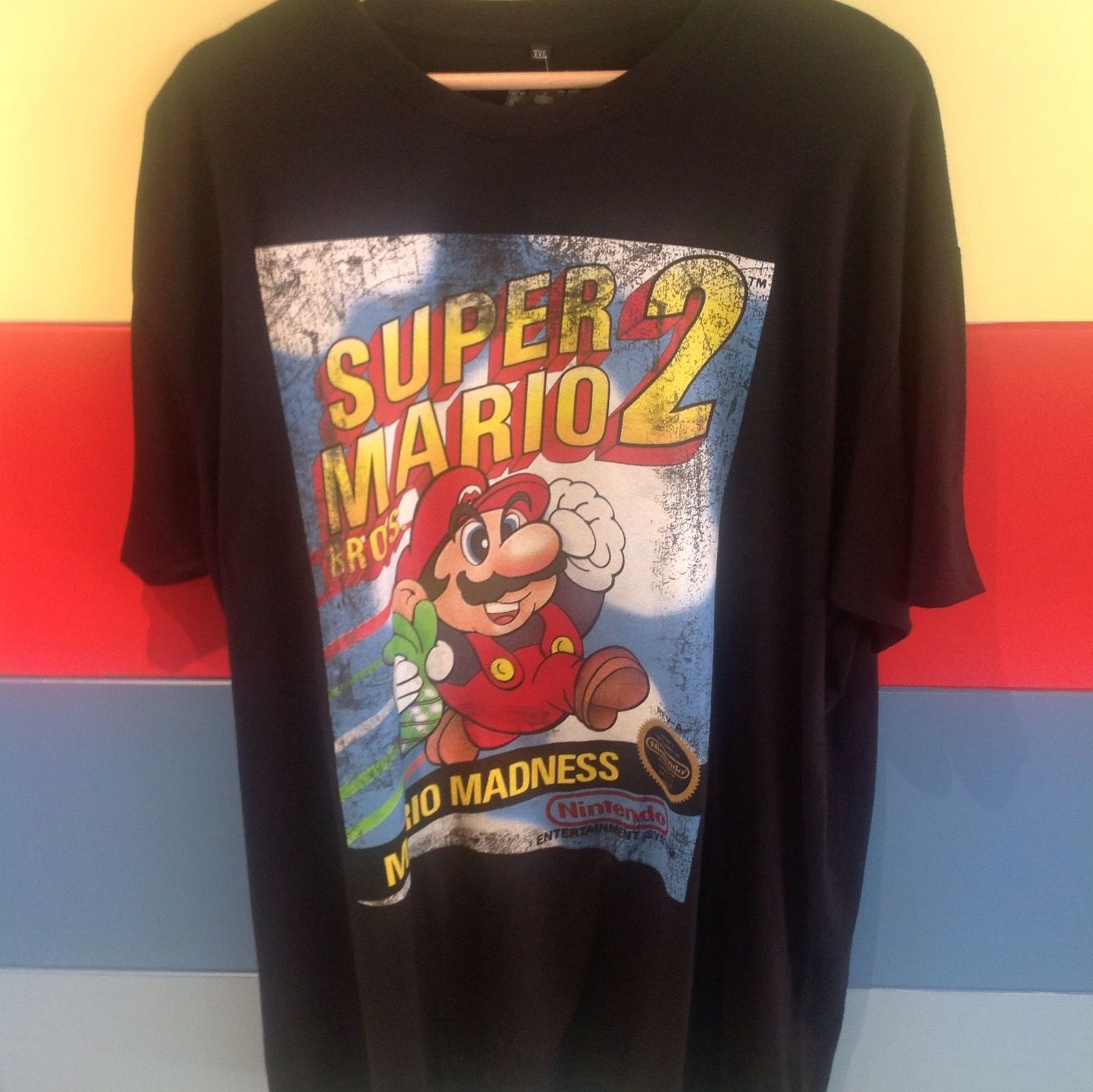 Camisetas XXL