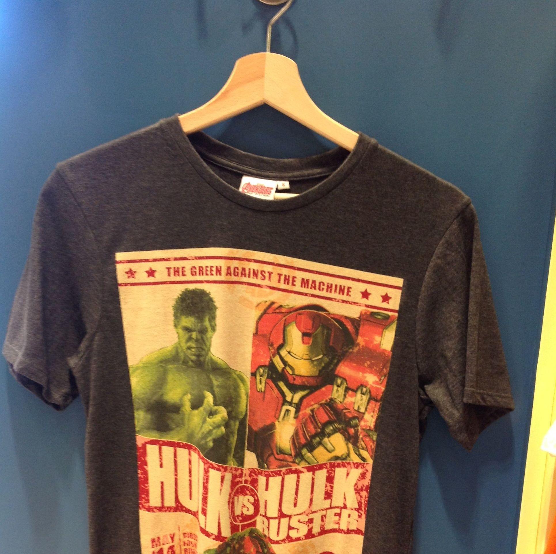 Camisetas cómic