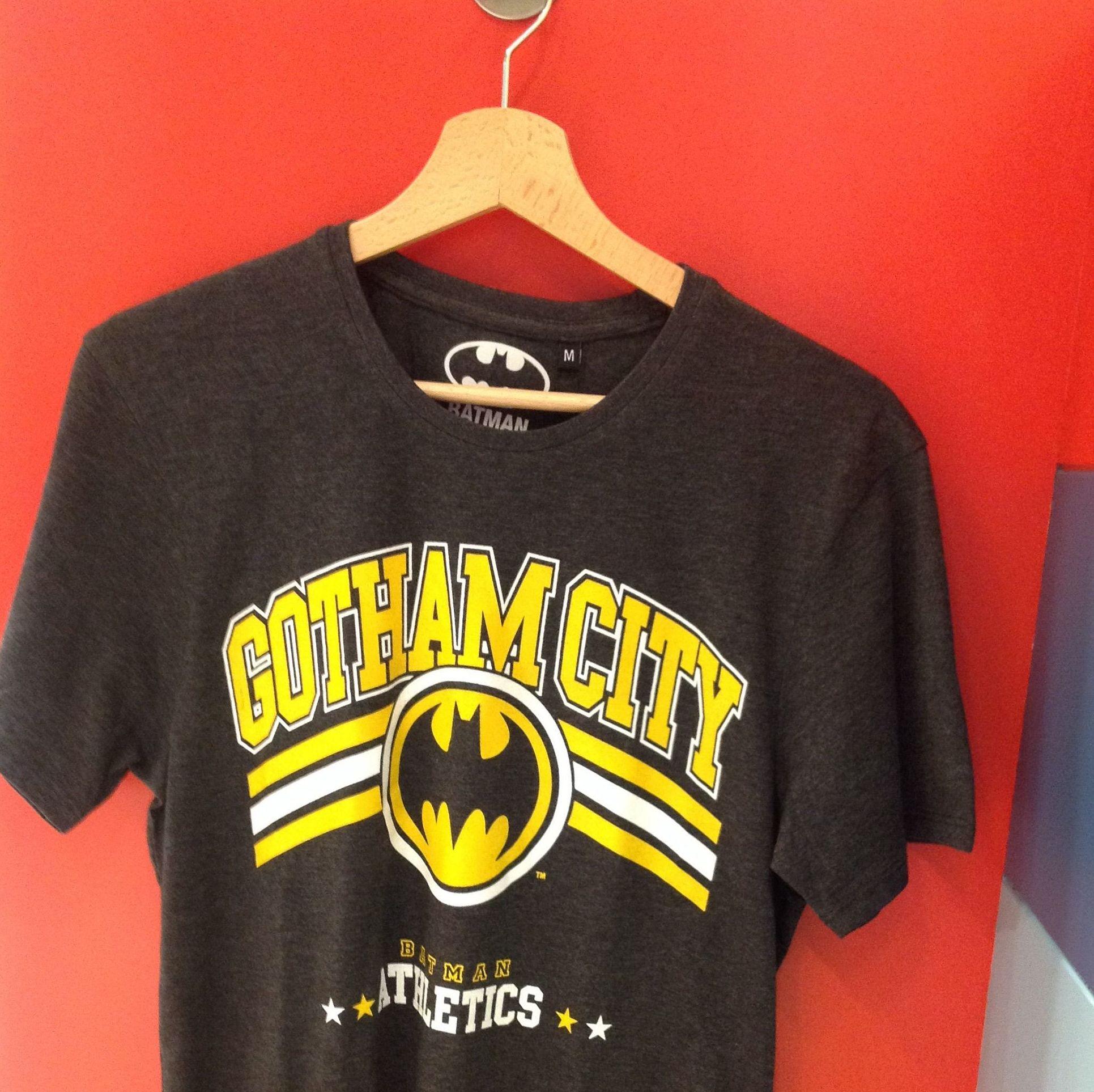 Camisetas superheroes
