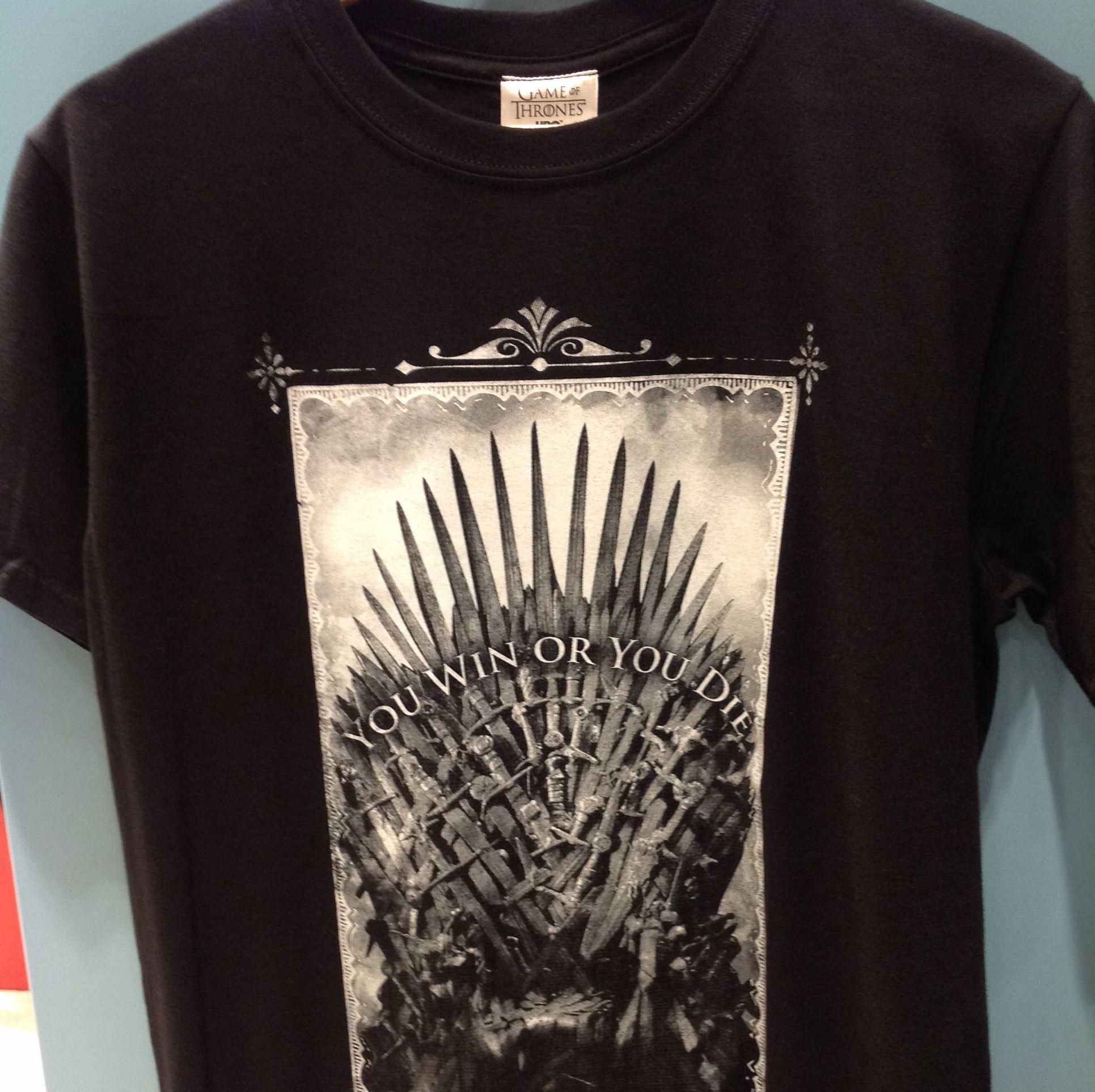 Camiseta series