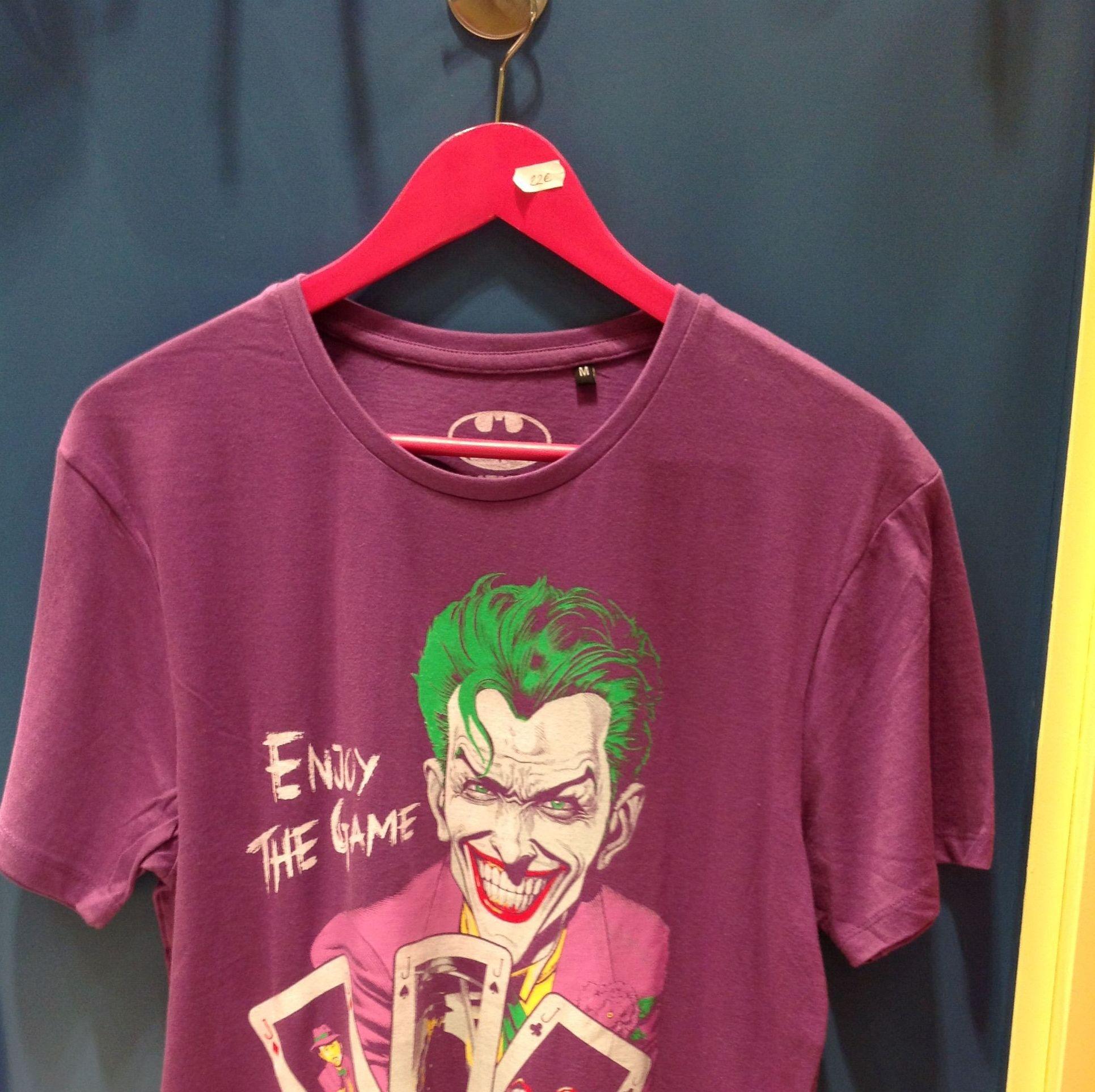 Camisetas comic