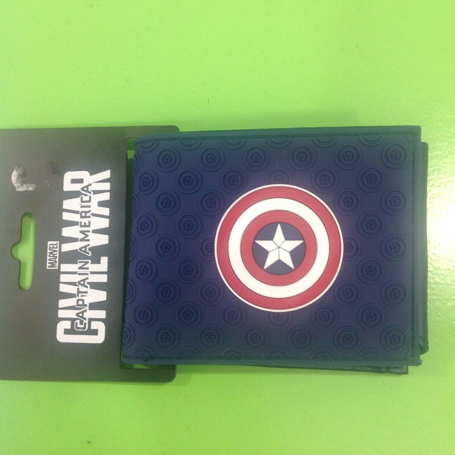 Cartera capitán América