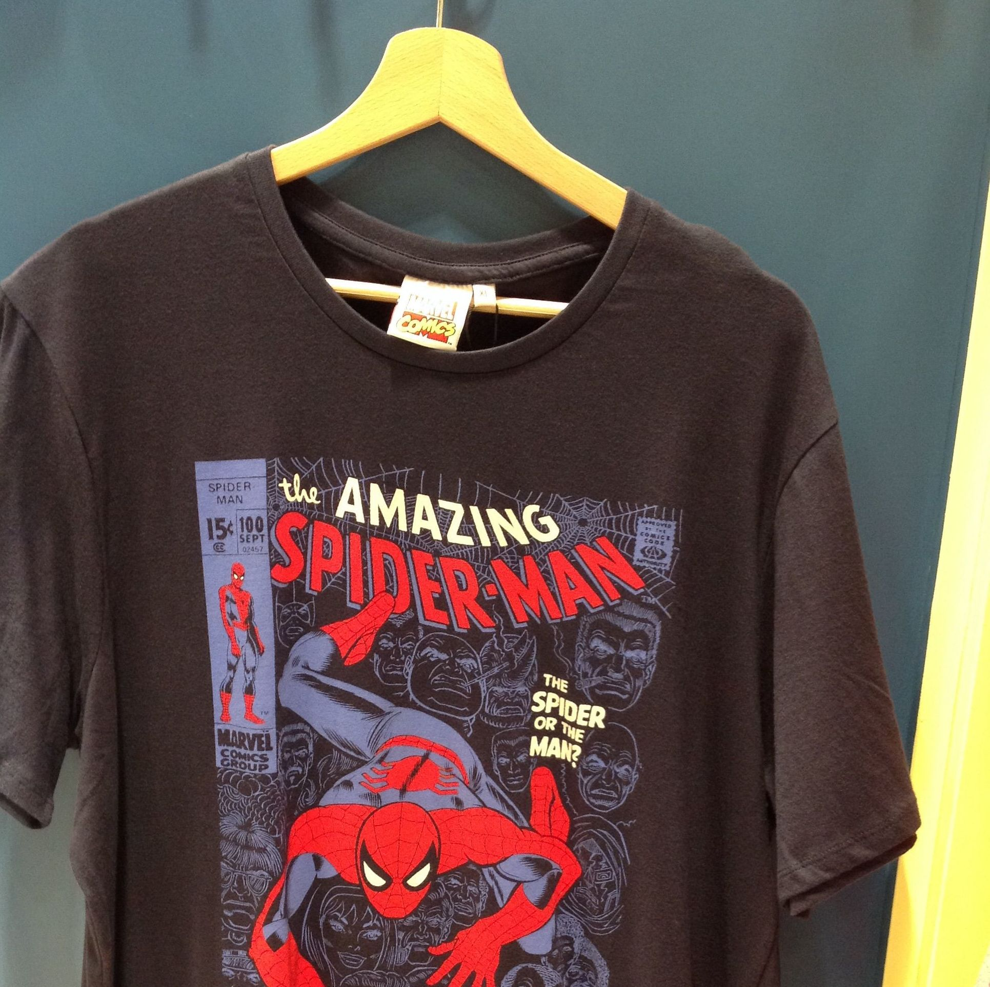 Camisetas cómic