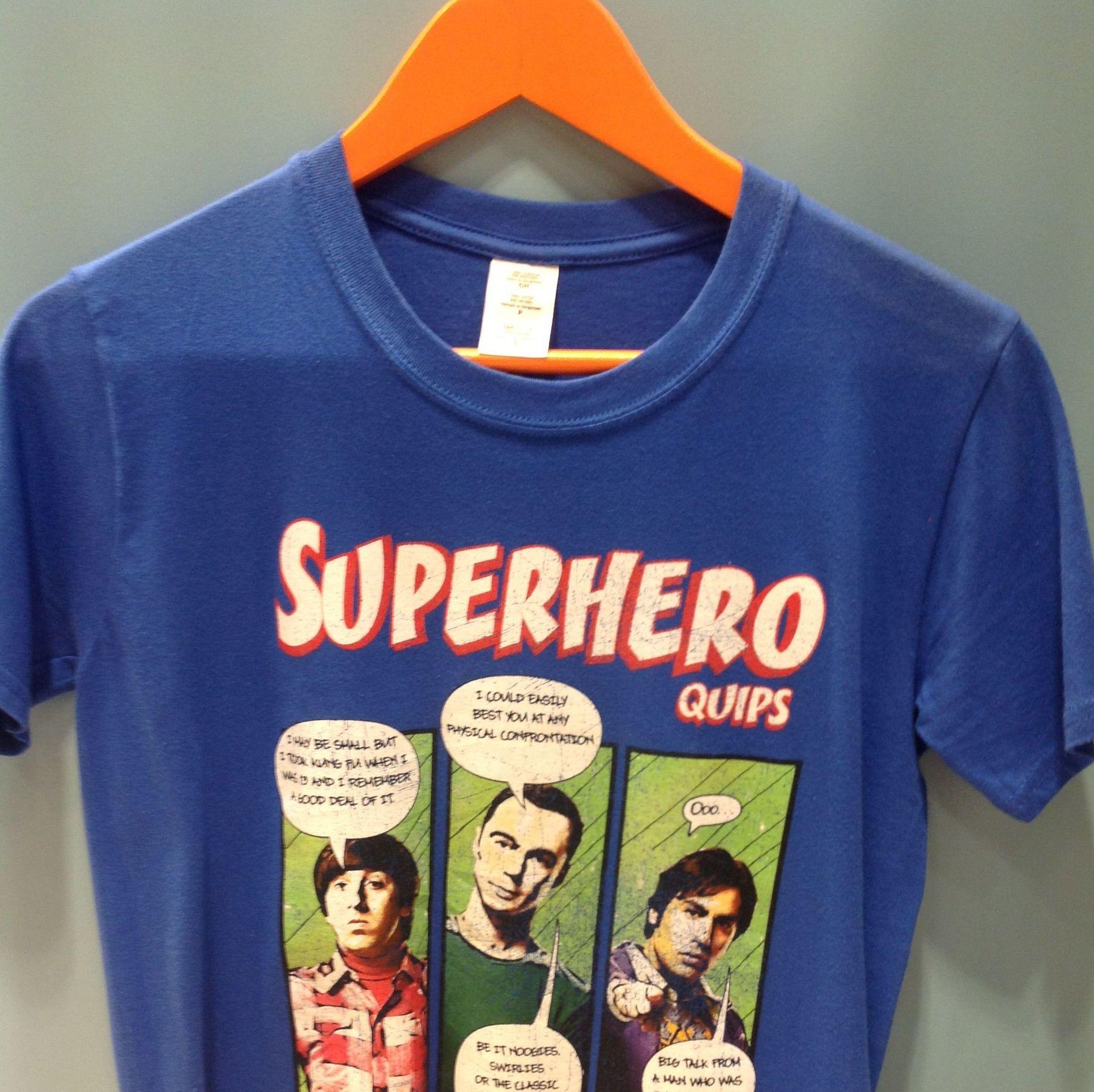 Camisetas series