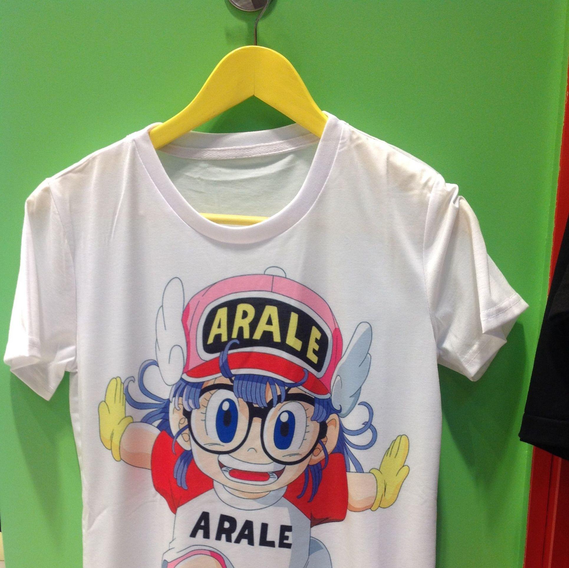 Camisetas manga