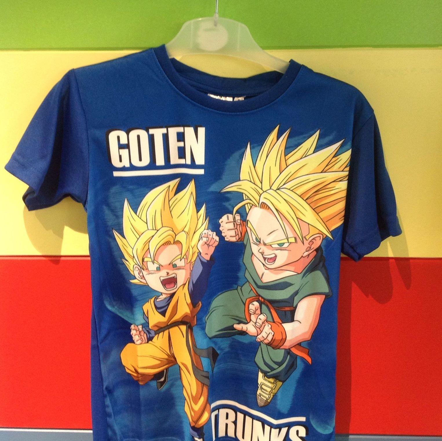 Camisetas infantiles