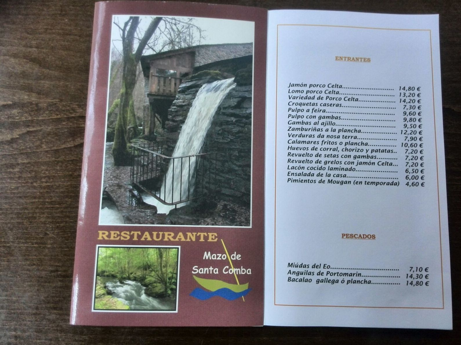 Foto 5 de Restaurante en Lugo | Mazo de Santa Comba