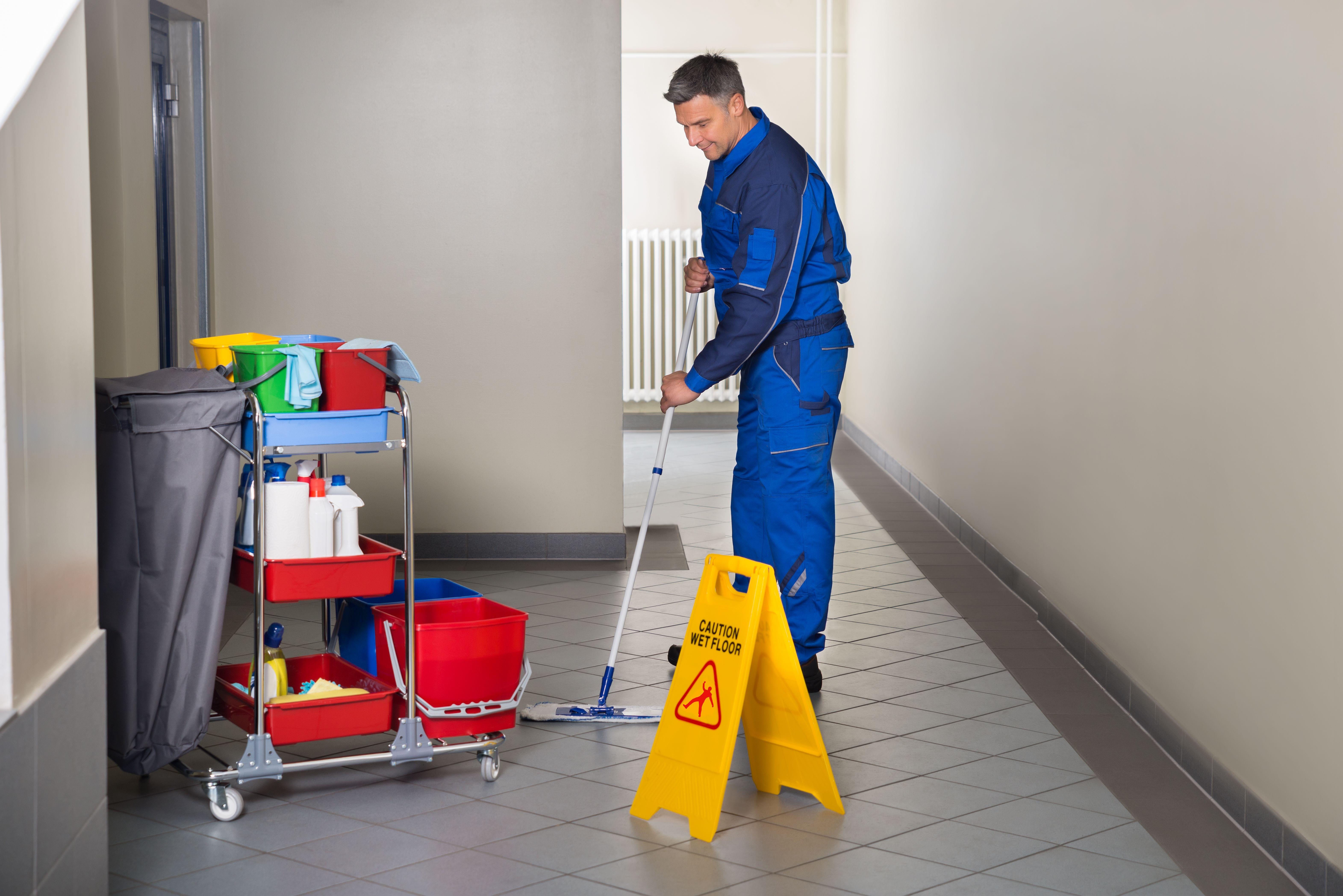 Limpieza de oficinas: Servicios de Limpiezas Ana