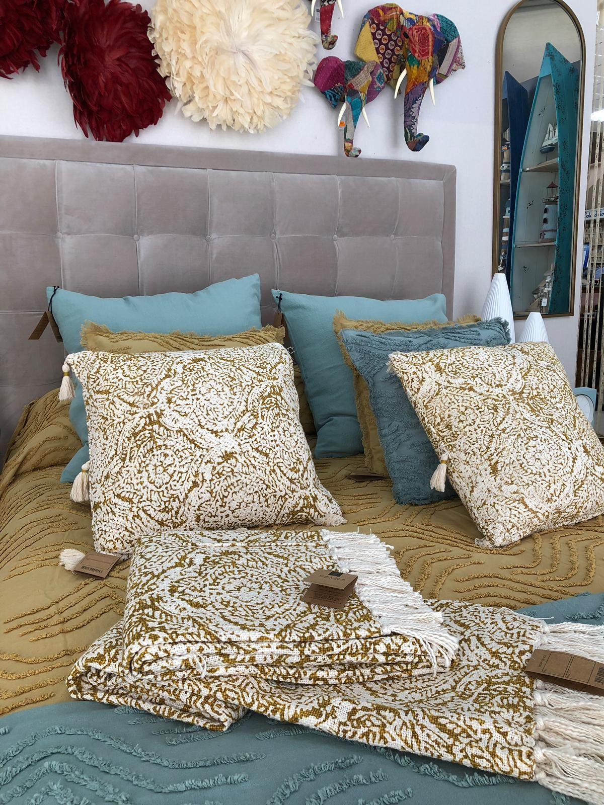 ropa de cama y decoración para el hogar