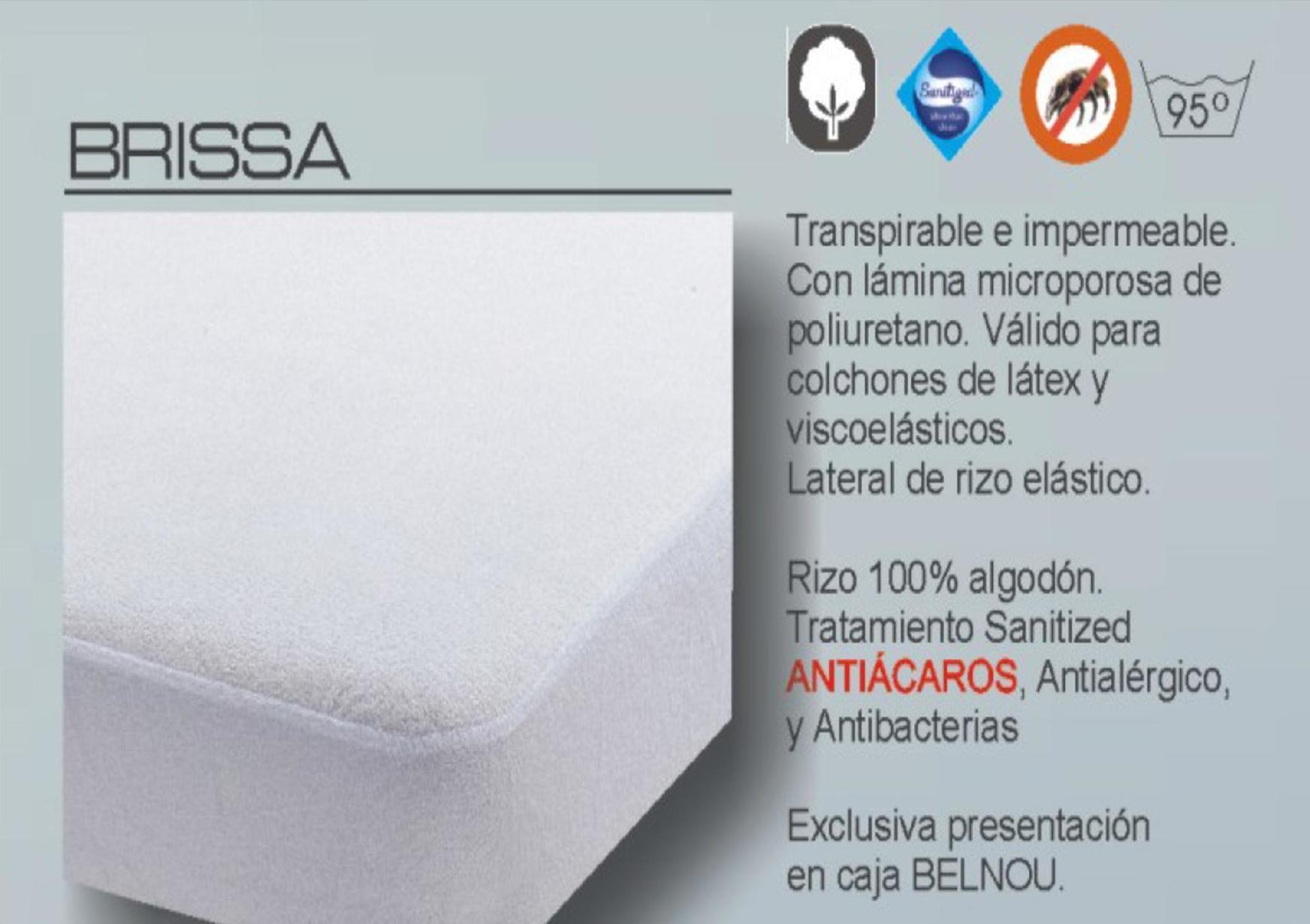Protector de colchón BRISSA