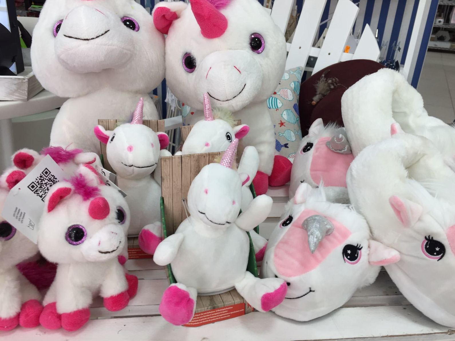 Unicornios tendencia en deocaracion